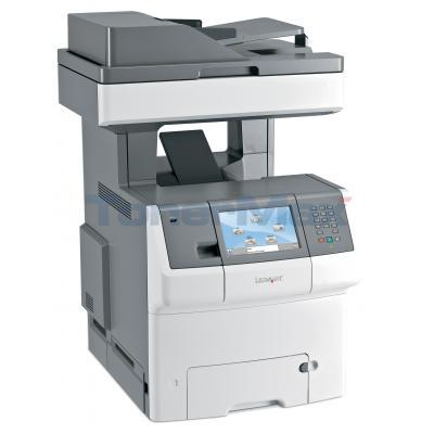 Lexmark X-734de